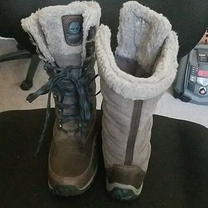 Womens Waterproof Timberland Boots